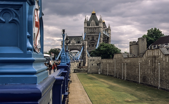 Tower Bridge, Tower of London London 2011