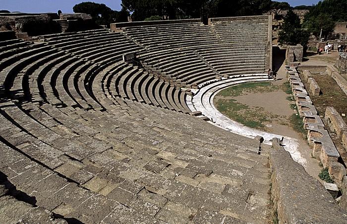 Ostia Antica: Theater