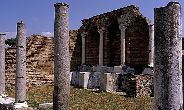 Ostia Antica: Domus des Amor und der Psyche