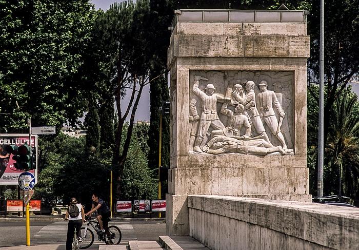 Rom Ponte Duca d'Aosta