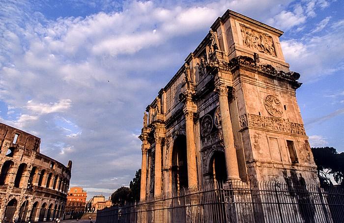 Konstantinsbogen Rom