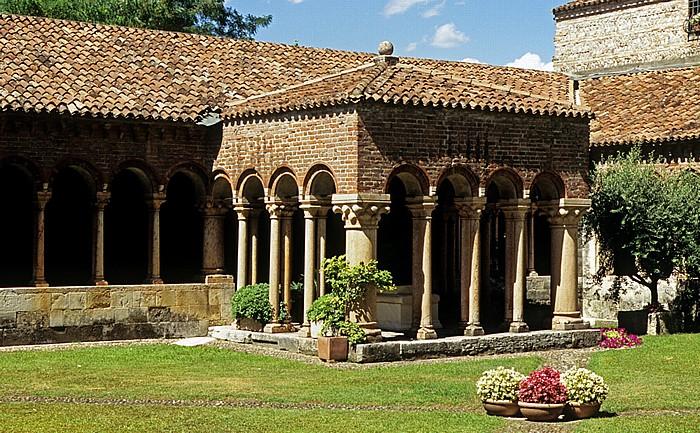 Basilica di San Zeno: Kreuzgang Verona