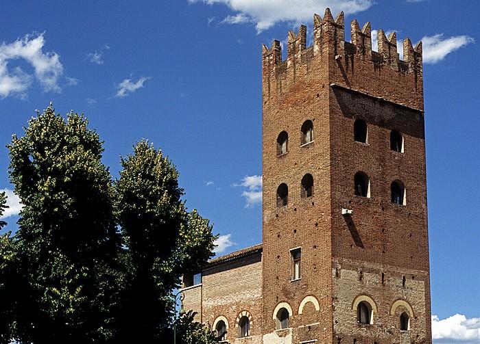 Basilica di San Zeno: Wehrturm (Torre di San Zeno) Verona