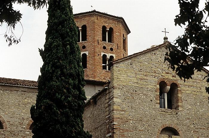Centro Storico (Altstadt): Chiesa di Santo Stefano Verona
