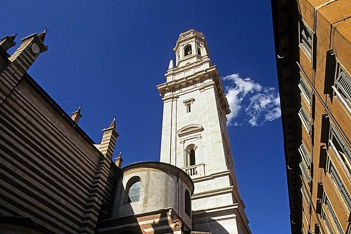 Centro Storico (Altstadt): Cattedrale di Santa Maria Matricolare (Dom) Verona 2011