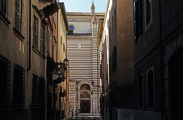 Centro Storico (Altstadt): Cattedrale di Santa Maria Matricolare (Dom) Verona