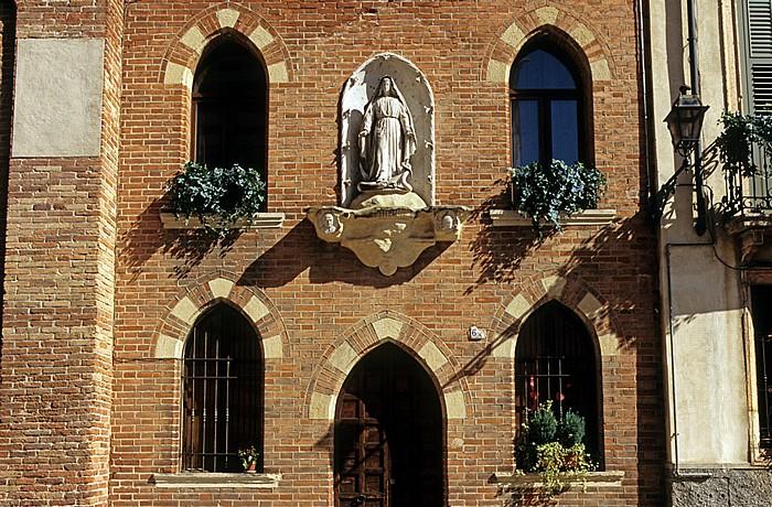 Verona Centro Storico (Altstadt): Via Pieta Vecchia