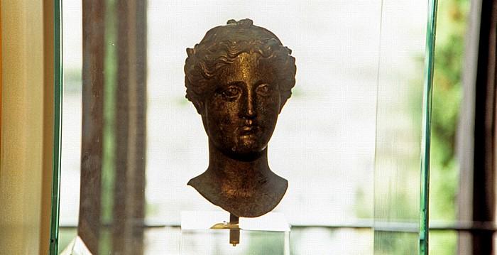 Centro Storico (Altstadt): Archäologisches Museum im Römischen Theater (Museo archeologico al teatro romano) Verona
