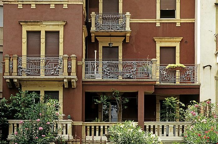 Centro Storico (Altstadt): Lungoadige Rubelle Verona