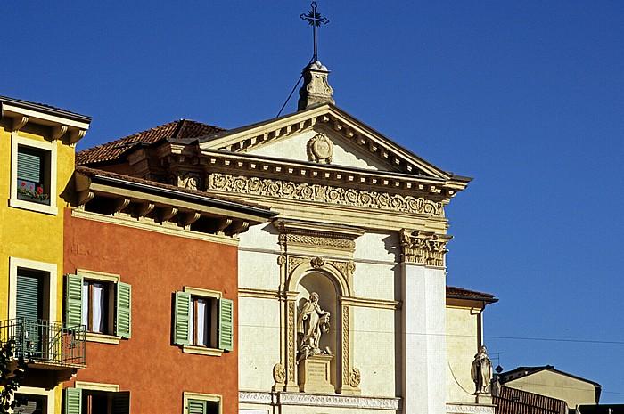 Verona Chiesa di Santa Teresa degli Scalzi