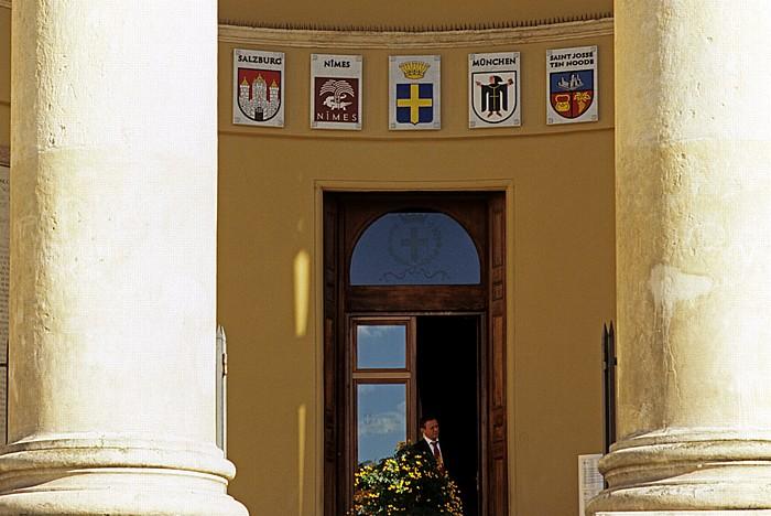 Centro Storico (Altstadt): Palazzo Barbieri Verona