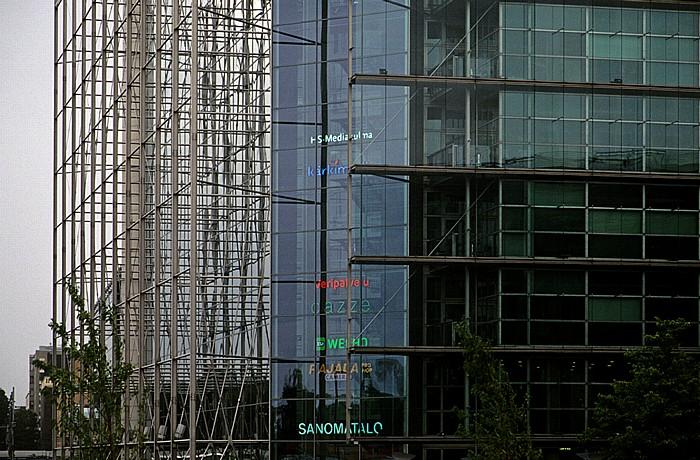 Helsinki Kluuvi: Sanoma-Haus