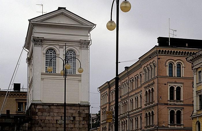 Helsinki Kruununhaka: Senatsplatz (Senaatintori)