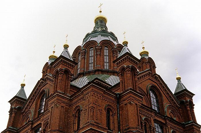 Helsinki Katajanokka: Uspenski-Kathedrale (Uspenskin katedraali)