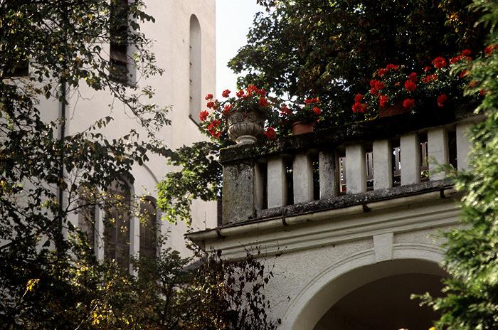 Pöcking Hindenburgstraße Pfarrkirche St. Pius