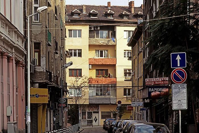 Sofia Boulevard Knjaginia Maria Luisa / Ulitsa Struma Ulitsa Struma