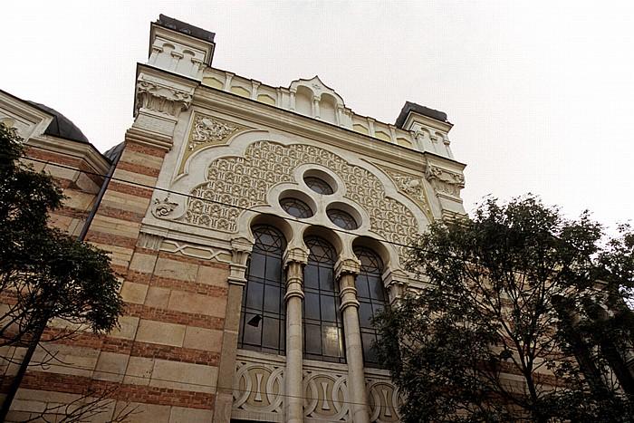 Sofia Sofioter Synagoge (Sofijska Sinagoga)