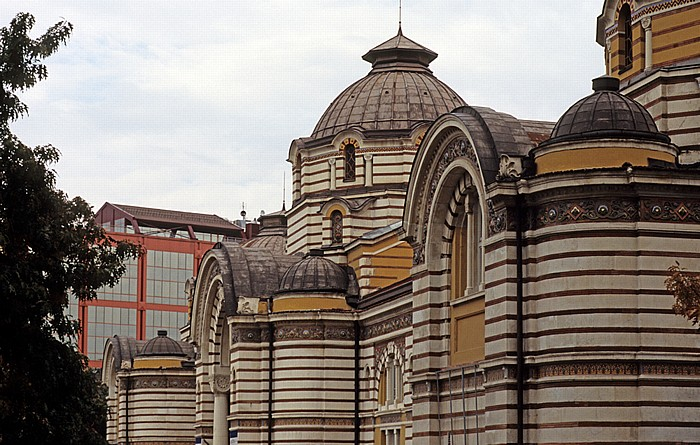 Zentrales Mineralbad Sofia