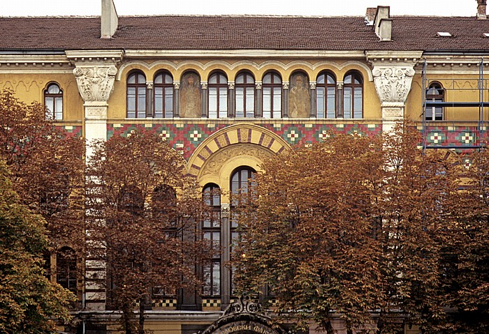 Sofia St.-Kliment-Ohridski-Universität (Theologische Fakulatät)
