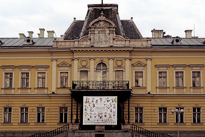 Sofia Battenbergplatz: Nationale Kunstgalerie