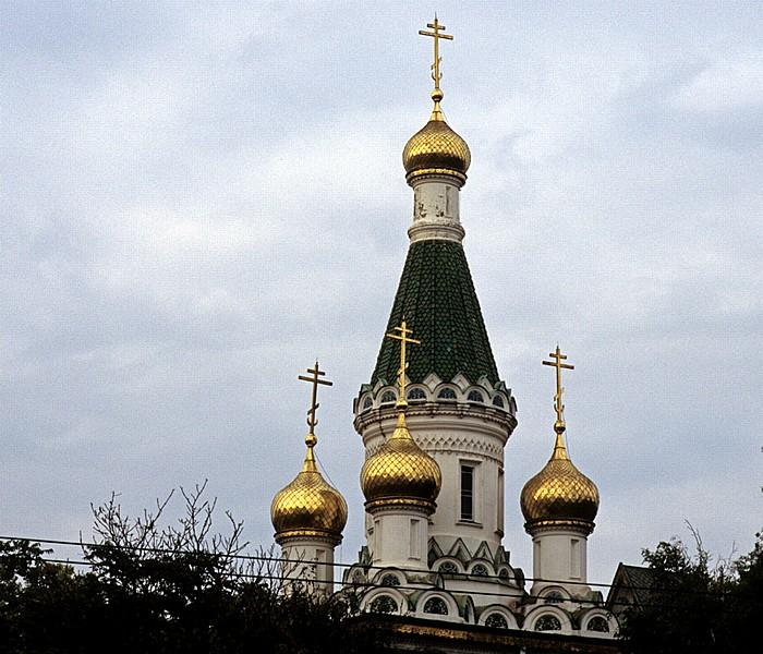 Sofia Russische Kirche (Ruska tsarkva)