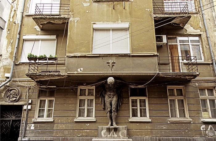 Sofia Ulitsa Budapest Ulitsa Budapest