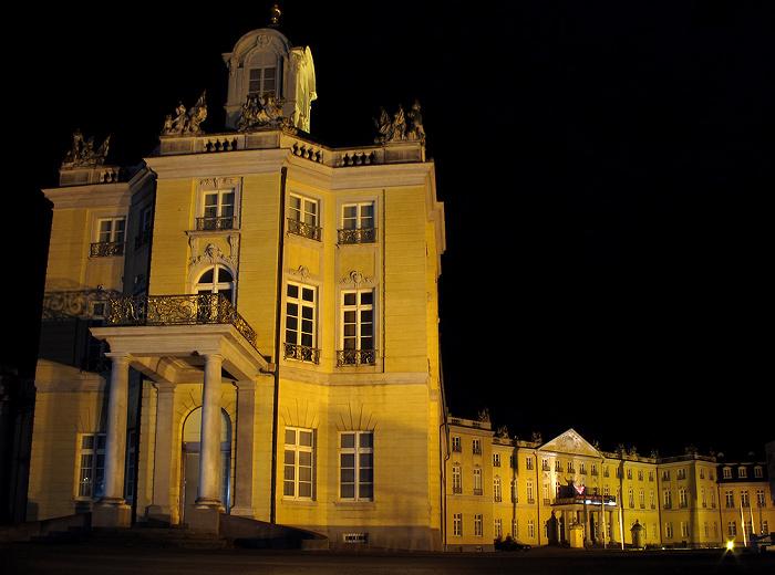 Karlsruher Schloss (Badisches Landesmuseum)