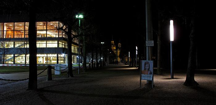 Bundesverfassungsgericht, Schlossplatz, Karlsruher Schloss (Badisches Landesmuseum)