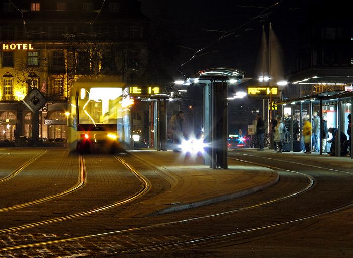 Karlsruhe Bahnhofplatz