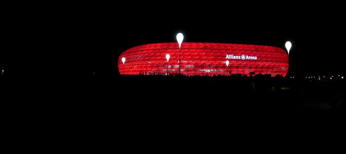 Allianz Arena München 2011