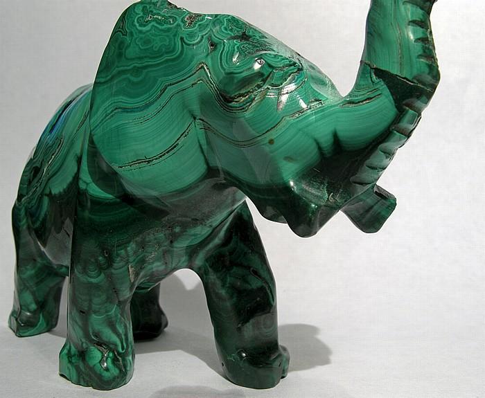 München Keramik-Elefant