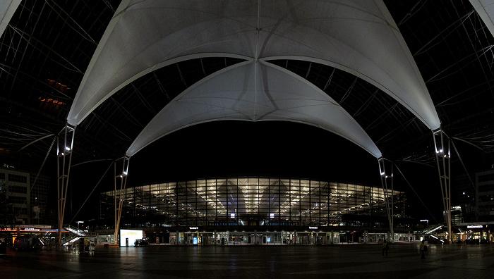 München Flughafen Franz Josef Strauß: Munich Airport Center (MAC), Terminal 2 Flughafen Franz Josef Strauß