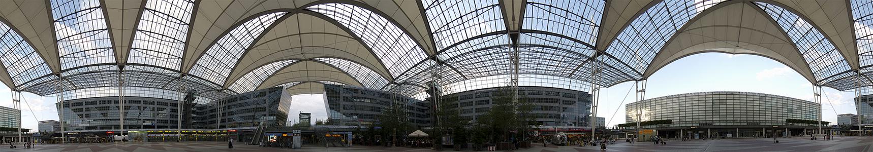München Flughafen Franz Josef Strauß: Munich Airport Center (MAC) Flughafen Franz Josef Strauß
