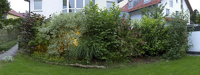München Garten Gratlspitzstraße 40