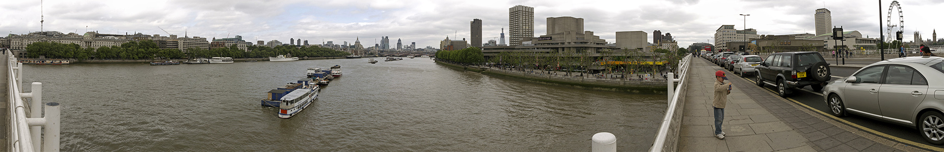 Waterloo Bridge London