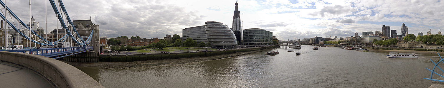 London Tower Bridge City Hall City of London London Bridge More London Place Shard London Bridge Themse Tower of London