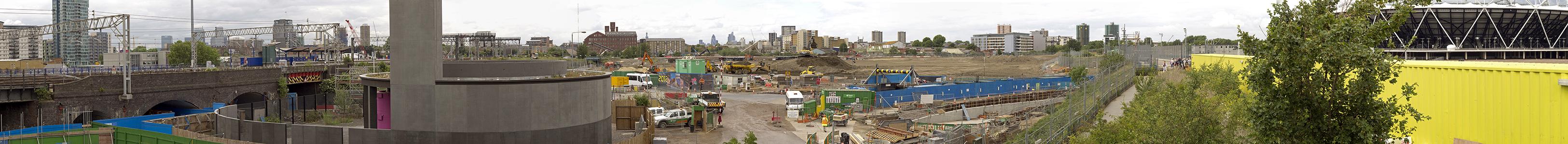 London Olympiapark (Olympic Park)