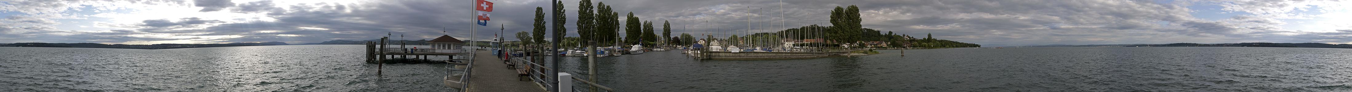 Unteruhldingen Bodensee, Überlinger See, Anlegestelle, Hafen, Bodensee