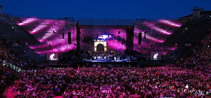 Arena di Verona: Deep Purple (mit German Neue Philarmonic Orchestra) - The Songs That Built Rock