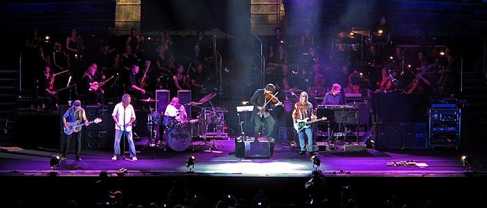 Arena di Verona: Deep Purple (mit German Neue Philarmonic Orchestra) - The Songs That Built Rock Verona