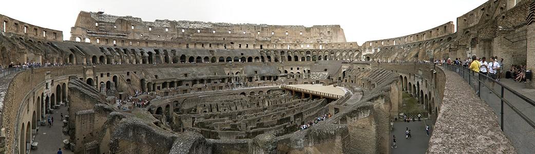 Kolosseum (Amphitheatrum Flavium) Rom