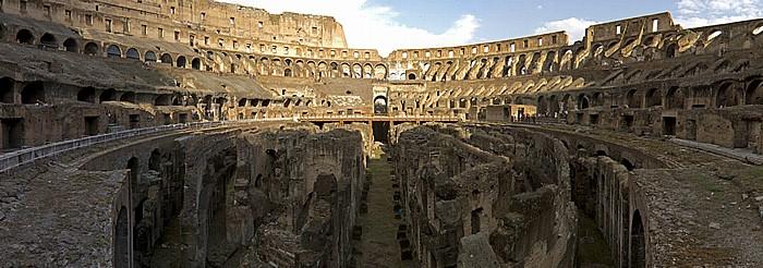 Rom Kolosseum (Amphitheatrum Flavium)