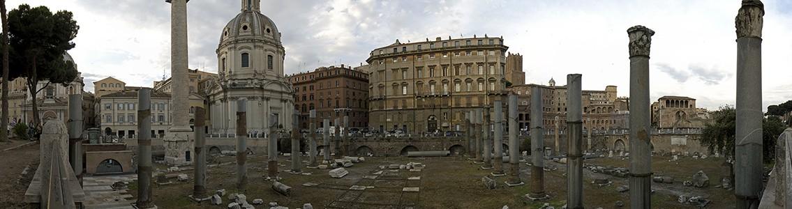 Trajansforum, Santissimo Nome di Maria al Foro Traiano Rom