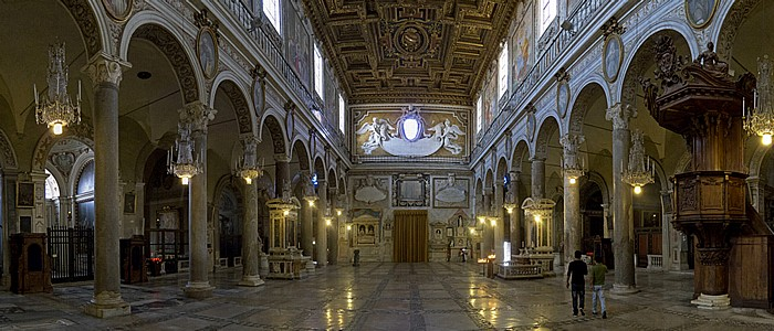 Kapitol: Santa Maria in Aracoeli Rom