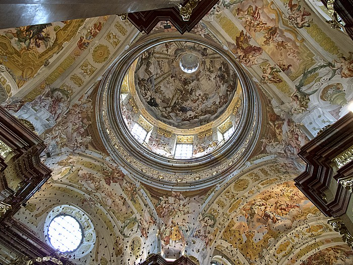 Stift Melk: Stiftskirche