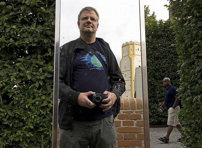 Stift Melk: Stiftspark - Jürgen