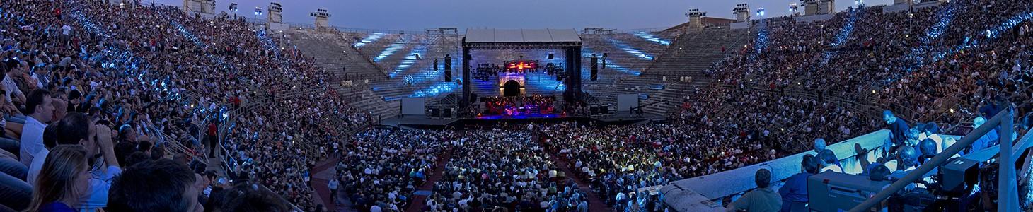Arena di Verona: Deep Purple Verona