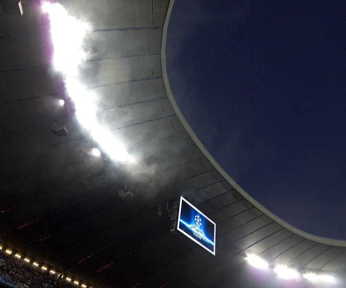 Allianz Arena: Champions League-Qualifikationsspiel FC Bayern München - FC Zürich