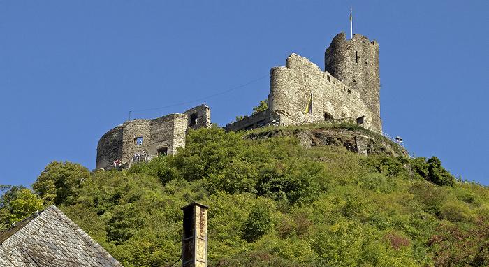 Bernkastel-Kues Ortsteil Bernkastel: Burg Landshut