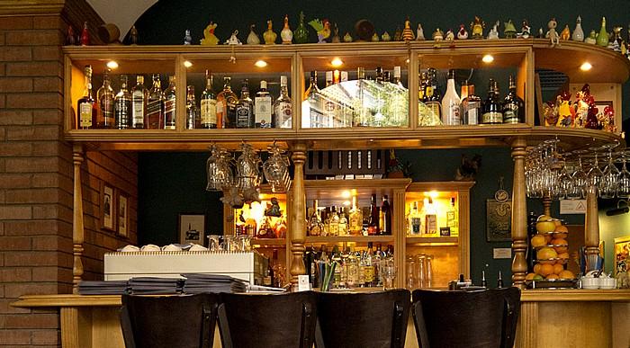 Riga Altstadt: Restorans Petergailis